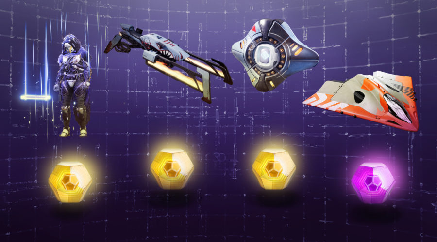destiny 2 pvp looter shooter
